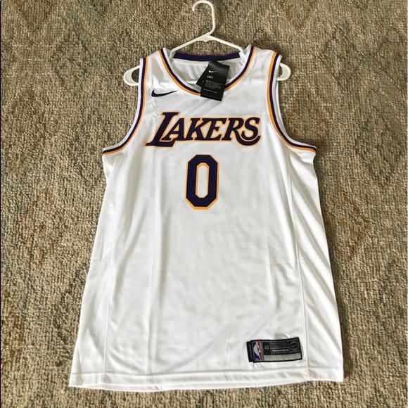 62728cb475f Shirts | Kuzma Nike Brand New With Tags La Lakers Jerseys | Poshmark